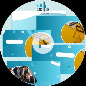 BluCactus - powerpoint platillas de animación