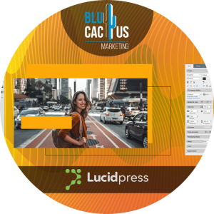 BluCactus - powerpoint platillas de modelos corporativos y empresariales