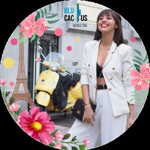 BluCactus - Tendencias de Moda para el 2020 - traje color blanco con bralette negro