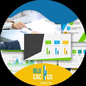 BluCactus - ¿Qué es un Pitch Deck? - formato en una presentacion de power point