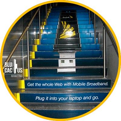 BluCactus - escaleras