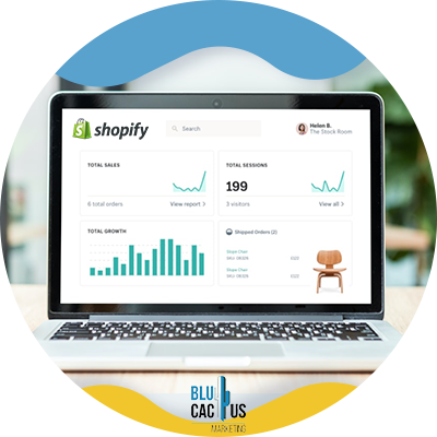 BluCactus - WooCommerce o Shopify - funciones de shopify