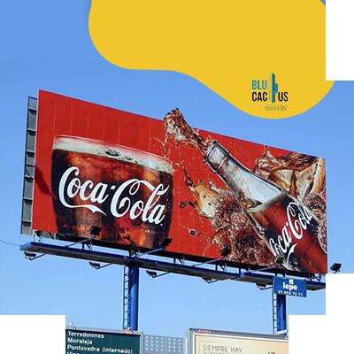 Blucactus - cocacola publicidad