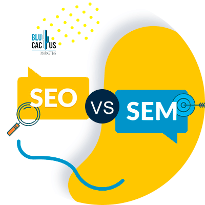 BluCactus - Diferencias entre SEO y SEM - seo vs sem