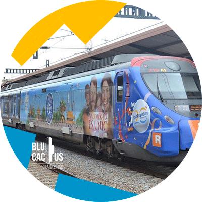 BluCactus - ¿Qué es OOH y cuántos Tipos hay? - trenes