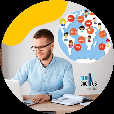 BluCactus - Hombre pensando en estrategias