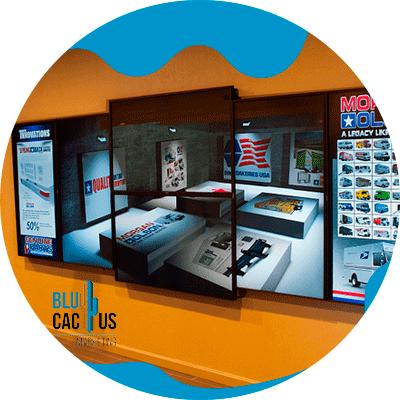BluCactus - ¿Qué es OOH y cuántos Tipos hay? - videowall