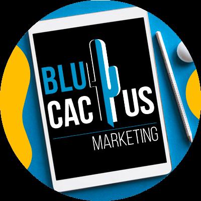BluCactus - computadora con informacion importante