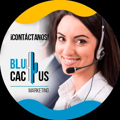 BluCactus - informacion importante con el contacto
