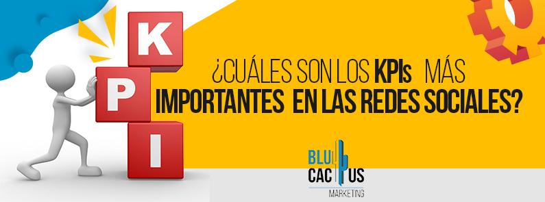 BluCactus -KPIs en las redes sociales - titulo