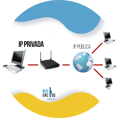 BluCactus -¿Qué es una Dirección IP?- ip provadas