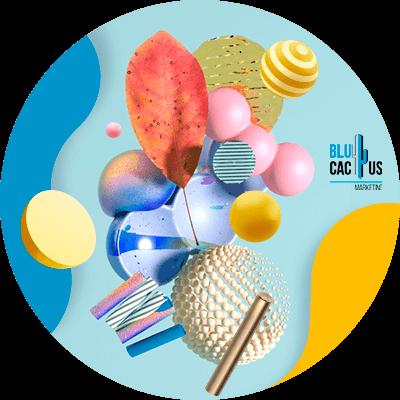 BluCactus - Diseño 3D con Textura - sintesis