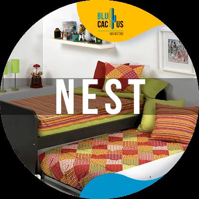 BluCactus - 23 mejores campañas de marketing- nest