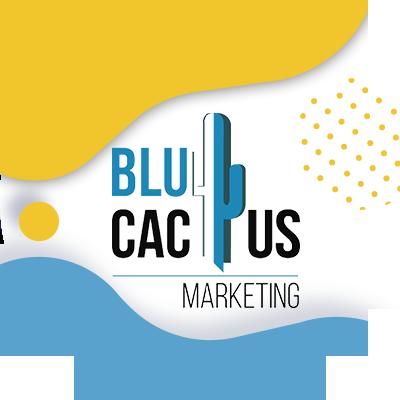 BluCactus - logo de una agencia de mercadotecnia
