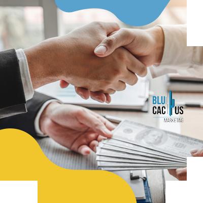 BluCactus - personas sacudiendo sus manos