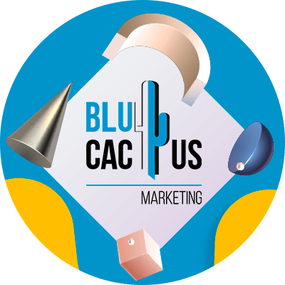 BluCactus - logo de agencia