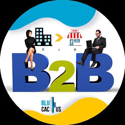 BluCactus -¿Qué es el E-commerce? - persona trabajando felizmente en equipo