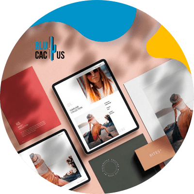 BluCactus -branding