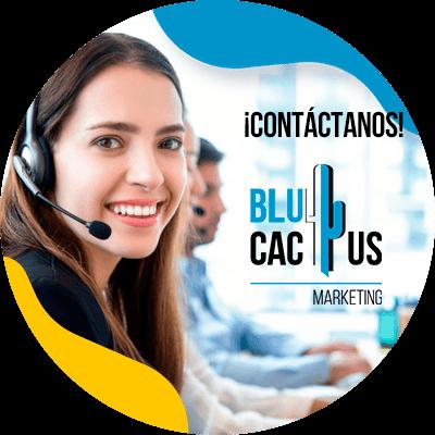 BluCactus - Tasa de rebote - persona profesional trabajando en un proyecto