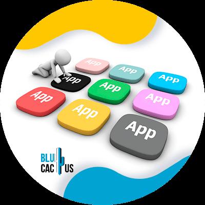 BluCactus - aplicaciones