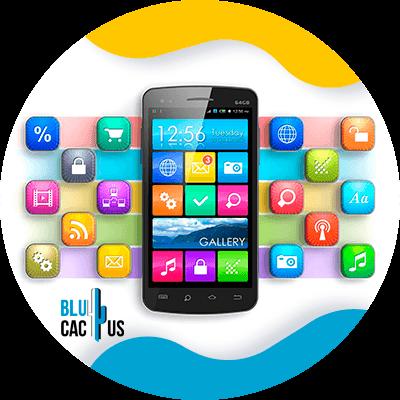 BluCactus - descripcion de la aplicacio