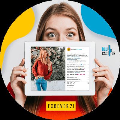 BluCactus - 11 Campañas Virales de Moda - forever 21