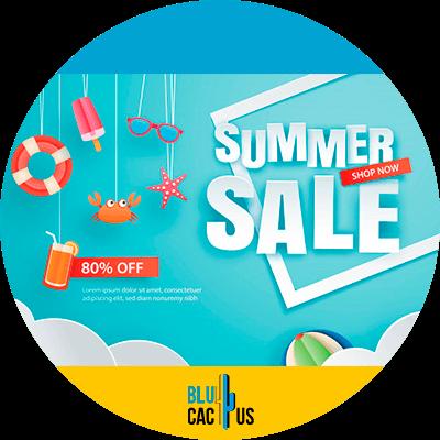 BluCactus - Vender moda en tiempos de crisis - summer sale