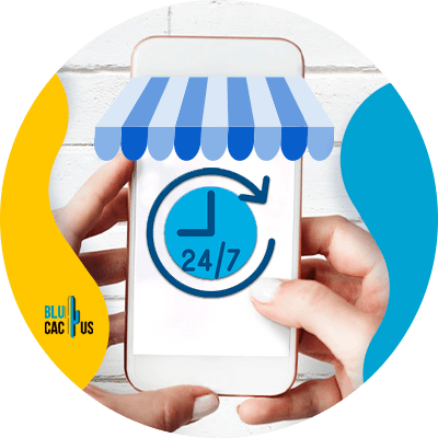 BluCactus - Ejemplo de e-commerce