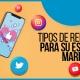 BluCactus - Tipos de redes sociales para su estrategia de Marketing - titulo