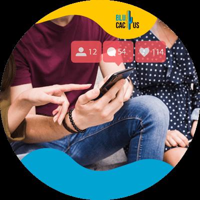 BluCactus - Qué es el Clickbait - personas trabajando profesionalmente