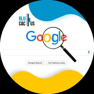 BluCactus - ejemplo de una pagina de aterrizaje