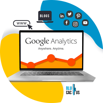 BluCactus - ¿Cómo Configurar Google Analytics? - Computadora