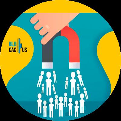 BluCactus - Diferencias entre una landing page y un sitio web - personas trabajando juntas