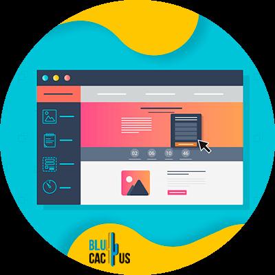 BluCactus - Diferencias entre una landing page y un sitio web - landing page