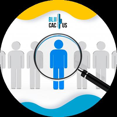 BluCactus - Qué es el marketing de contenidos - persona profesional trabajando