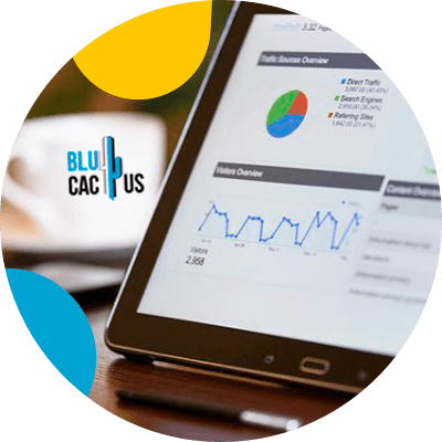 BluCactus - computadora con datos importantes