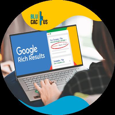 BluCactus - 120 herramientas SEO gratuitas - rich results