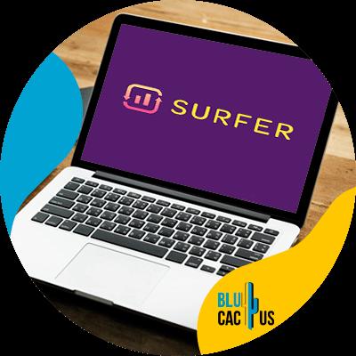 BluCactus - 120 herramientas SEO gratuitas - surfer