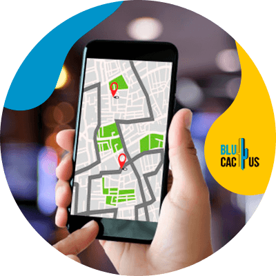 BluCactus - Estadísticas de SEO a conocer para este 2021 - persona con el celular en la mano