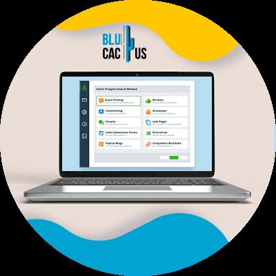 BluCactus - 120 herramientas SEO gratuitas - link assistant