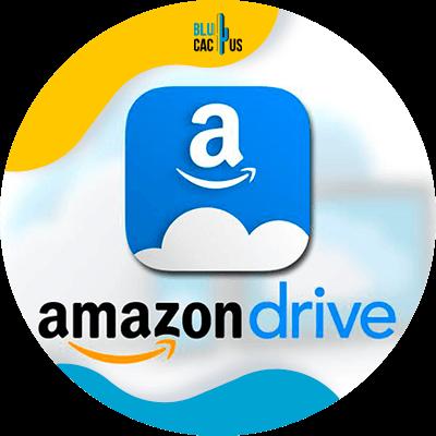 BluCactus - mejores herramientas para enviar grandes archivos - amazon drive