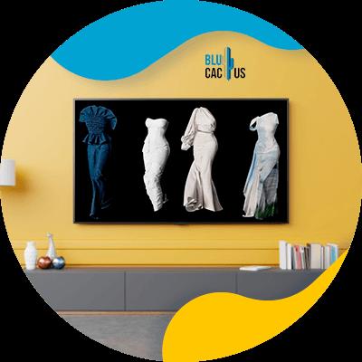 BluCactus - Pasarelas de moda digitales - persona profesional