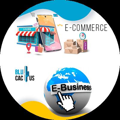 BluCactus - Ventajas y desventajas de un e-commerce - ecomerce