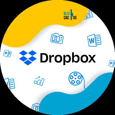 BluCactus - mejores herramientas para enviar grandes archivos - dropbox