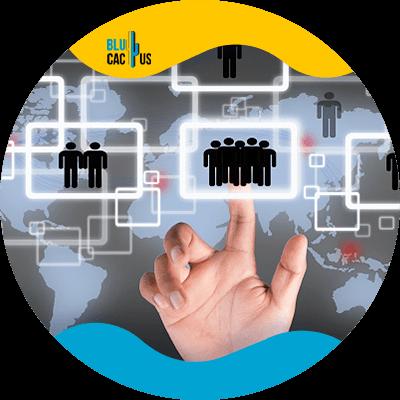 BluCactus - Estrategias de marketing digital para abogados- personas profesionales trabajando