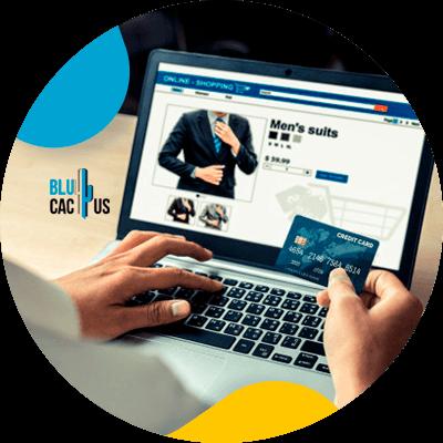 BluCactus - Ventajas y desventajas de un e-commerce -computadora