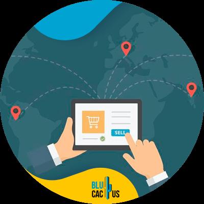 BluCactus - Ventajas y desventajas de un e-commerce -nivel internacional