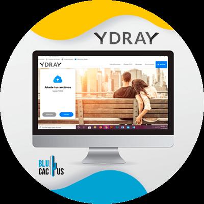 BluCactus - mejores herramientas para enviar grandes archivos - Ydray