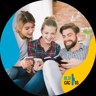 BluCactus - brand equity - personas profesionales trabajando