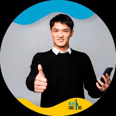 BluCactus - Checklist de SEO On Page - persona feliz